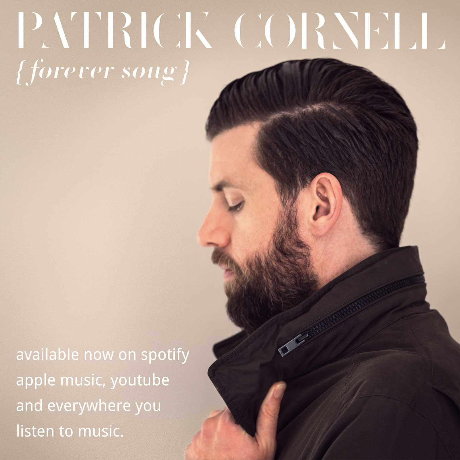 Patrick Cornell 'Forever Song' cover