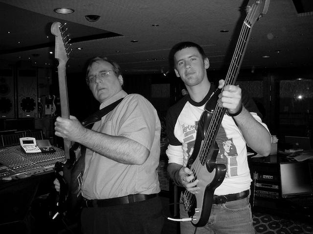Paul Allen and Patrick Cornell